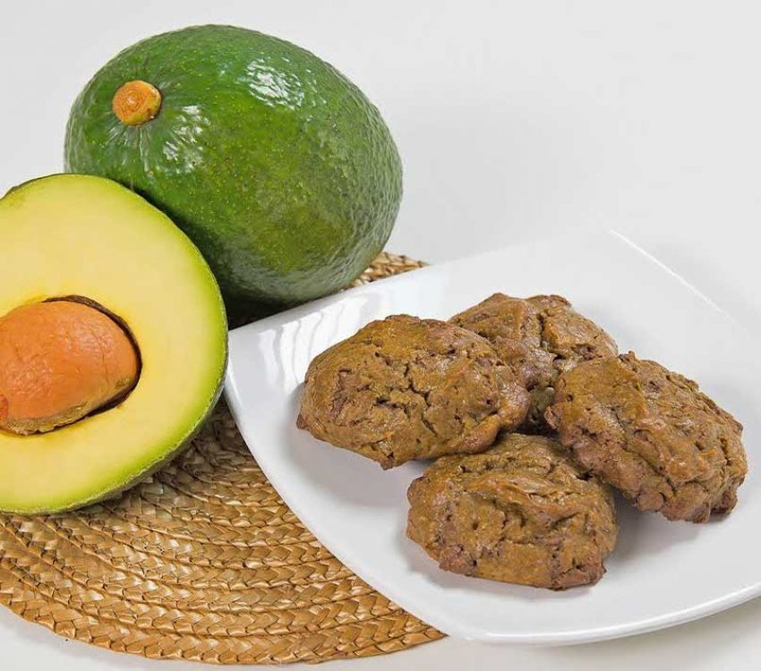 Cookie de Abacate