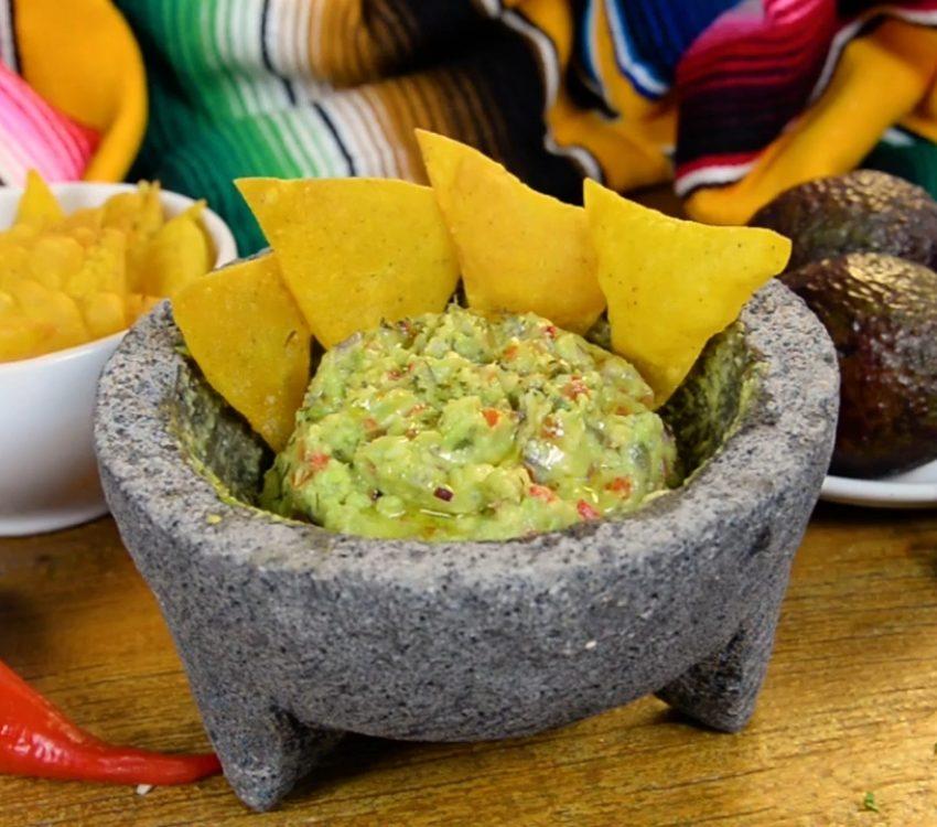 Aprenda como fazer Guacamole