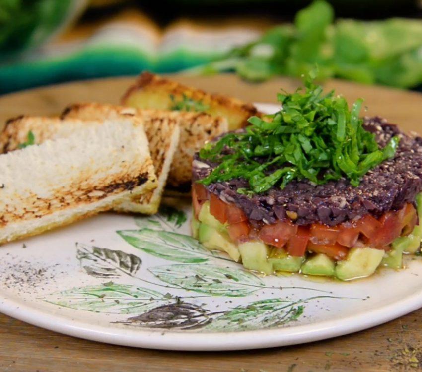 Tartar Vegano de Abacate