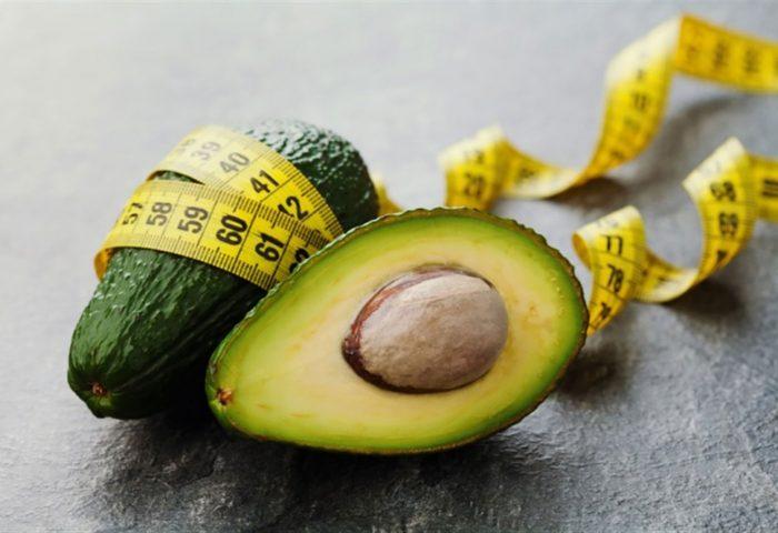 Abacate ajuda na perda de peso