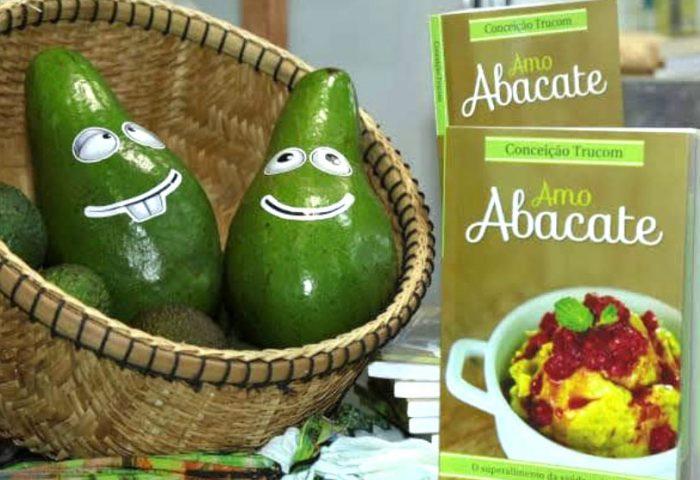 """Livro """"Amo Abacate"""" incentiva o consumo da fruta no Brasil"""