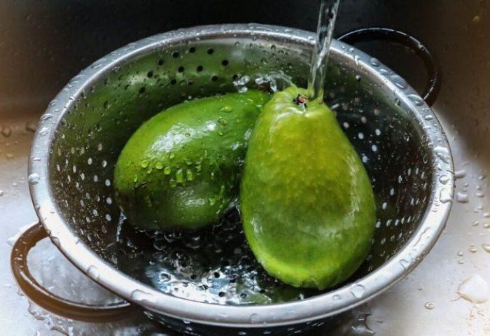 Aprenda a higienizar frutas, legumes e verduras