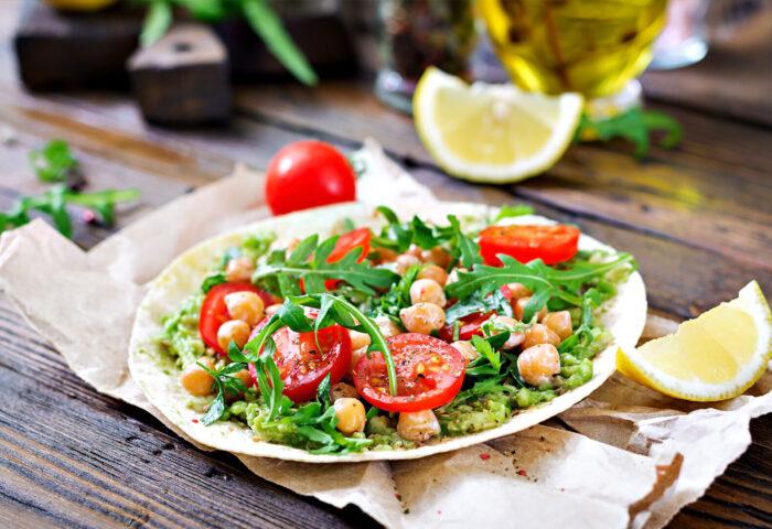 Molho de Abacate para Saladas