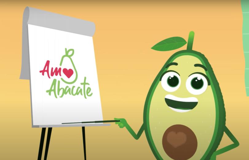 Amo Abacate e Abacates do Brasil lançam animação aos seus consumidores